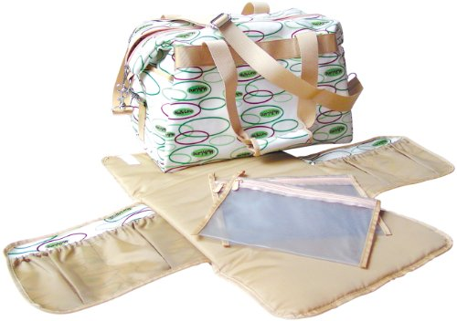 MaByLand Overnight Changing Bag Set