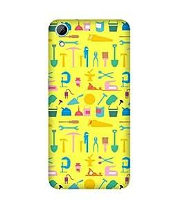 Tools (25) HTC Desire 826 Case