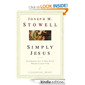 Simply Jesus (LifeChange Books)