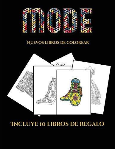 Nuevos libros de colorear (Moda) Este libro contiene 36 láminas para colorear que se pueden usar para pintarlas, enmarcarlas y / o meditar con ellas. ... en PDF adicionales. Un to  [Santiago, Garcia] (Tapa Blanda)