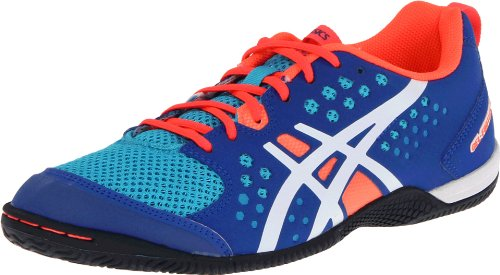 ASICS Women's GEL-Fortius Cross-Training Shoe,Delphenium/White/Maui Blue,10 M US