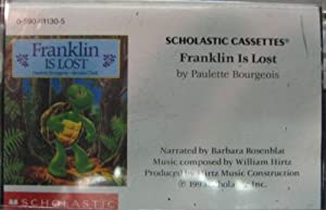 Franklin Is Lost (Scholastic) from Kids Can Press Ltd.