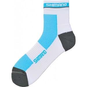 Shimano Uni Socken Performance, blau, S, CW-SCBSJ-P04UB