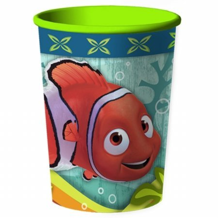 Hallmark - Disney Nemo's Coral Reef 16 oz. Plastic Cup - Standard