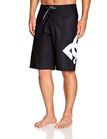 DC Men's Lanai Boardshorts, Black, 44