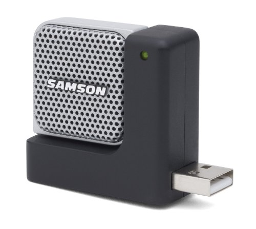 Samson Go Mic Direct - Portable USB Microphone with Noise Cancellation Technology, Cardioid (Direct Microphone compare prices)