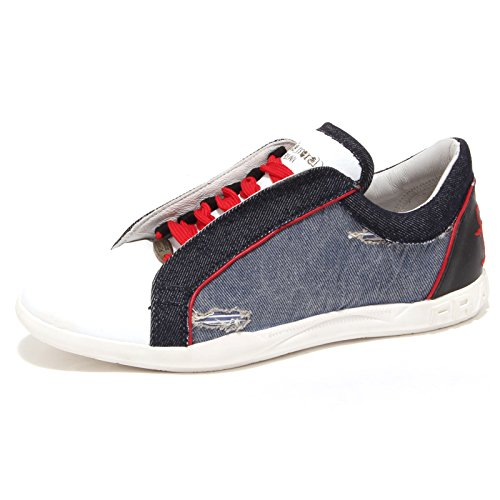 68490 sneaker FRANKIE MORELLO DENIM LEGGENDARY VINTAGE scarpa uomo shoes men [39]