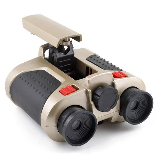 New 4 X 30Mm Surveillance Scope Night Vision Binoculars For Child Toy