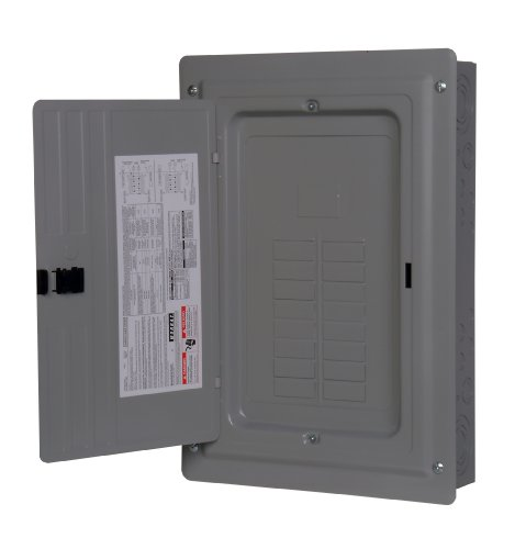 Murray LC1632L1125 Load Center, 16 Space, 24 Circuit, 125A