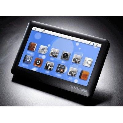 Pyrus Electronics / Sigo (TM) 8gb Mp3 / mp4 / mp5 Player with 4.3 Inch Touch Screen – Black