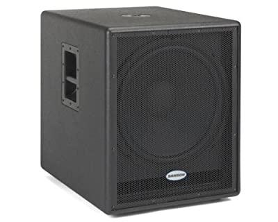 Samson SAROD1800A Auro D1800 - 500 Watts 18-Inch Active Subwoofer Enclosure by Samson Technologies