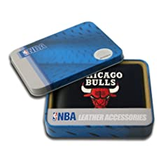Chicago Bulls Embroidered Billfold by Rico