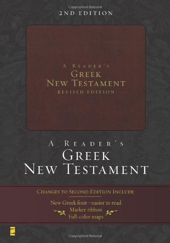 A Reader's Greek New Testament: 2nd Edition