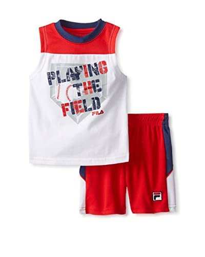 Fila Kid's Tank & Short Set