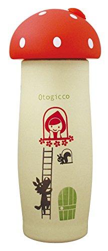 DECOLE Otogicco きのこステンレスボトル おうち