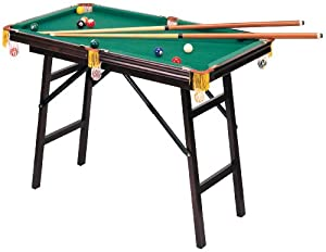 Floor-Standing Mini Pool Table