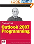 Professional Outlook 2007 Programming...