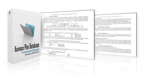 Business Plan Software Plus