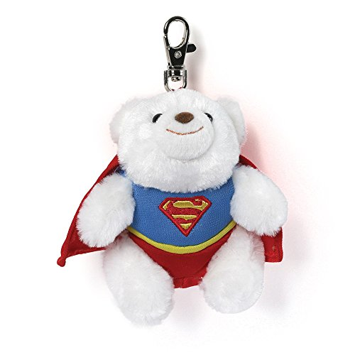 Gund Superman Snuffles Backpack Clip (Superman Clip compare prices)