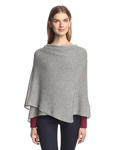 Portolano Women's Shawl, Grey, One Size