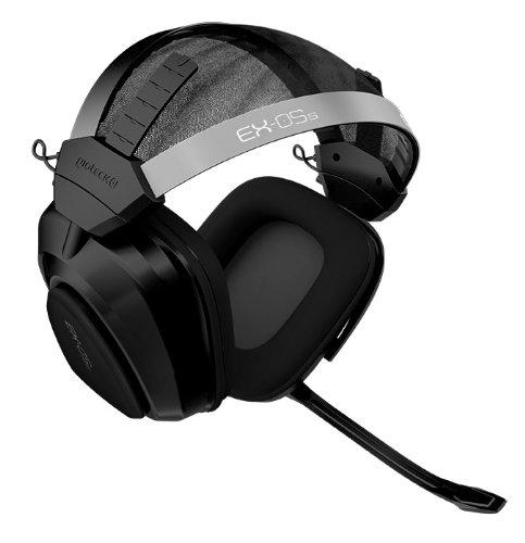 Micro-casque filaire stéréo multi pour PS3/Xbox 360/PC – EX-05S