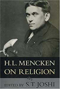 "Cover of ""H.L. Mencken on Religion"""