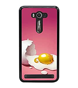 Broken Egg Back Case Cover for ASUS ZENFONE SELFIE