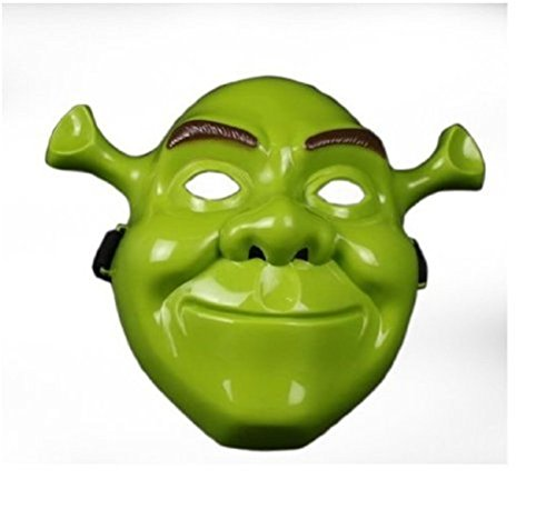 U-beauty Shrek Party Mask Halloween Masquerade Mask By U-beauty