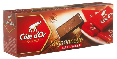 Buy Cote D'or Milk Chocolate Petits, 8.46-Ounce Packages (Pack of 4) (Cote D'or, Health & Personal Care, Products, Food & Snacks, Snacks Cookies & Candy, Candy)