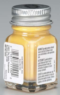 Testors Enamel Paint Open Stock .25oz-Honey Gloss - 1