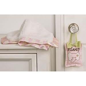 Amazon Com Door Pillow And Baby Security Blanket Gift Set