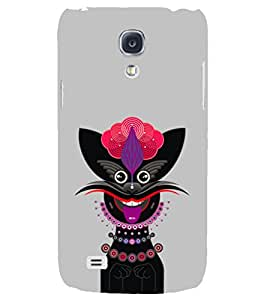 PRINTSHOPPII FUNNY CARTOON Back Case Cover for Samsung Galaxy S4::Samsung Galaxy S4 i9500