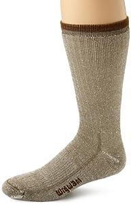 Wigwam Men's Merino Comfort Hiker Socks, Olive, Large