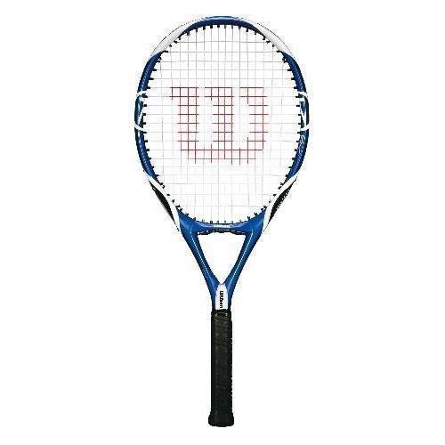 Wilson K Factor K Four FX Tennis Racket, GripSize- 1: 4 1/8 inch