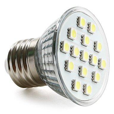 E27 5050 Smd 15-Led White 150-200Lm Light Bulb (230V, 2-2.5W)