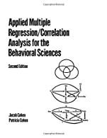 Applied Multiple Regression by Cohen