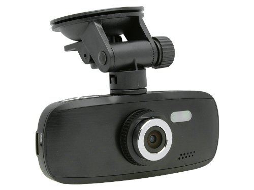 "Black Box G1W Original Dashboard Dash Cam - Full HD 1080P H.264 2.7"" LCD Car DVR Camera Video Recorder with G-Sensor Night Vision Motion Detection WDR 140° Wide Angle 4X Zoom - NT96650 + AR0330"