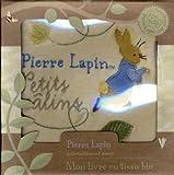 echange, troc Beatrix Potter, Frederick Warne - Pierre Lapin, Petits câlins : Mon livre en tissu bio