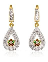 Luxor Fashionable American Diamond Studded Earrings For Women ER-1441