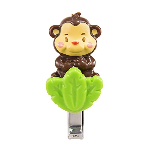 buy Sassy Soft Grip Nail Clippers, Monkey for sale