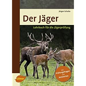 eBook Cover für  Der J auml ger Lehrbuch f uuml r die J auml gerpr uuml fung