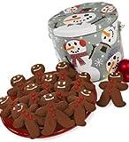 Gingerbread Men - Gingerbread Men Cookies