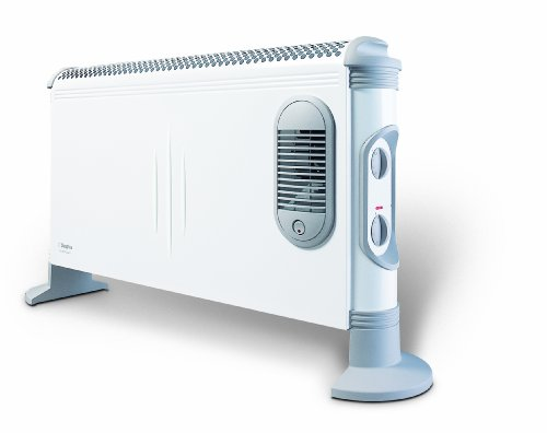 Dimplex 3088T Electric Convector Heater with Turbo Boost, 3 Kilowatt