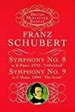img - for Symphony No. 8 in B Minor, D. 759,