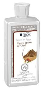 lampe berger parfum de maison home fragrance 16 9 ounce spices of egypt home kitchen. Black Bedroom Furniture Sets. Home Design Ideas