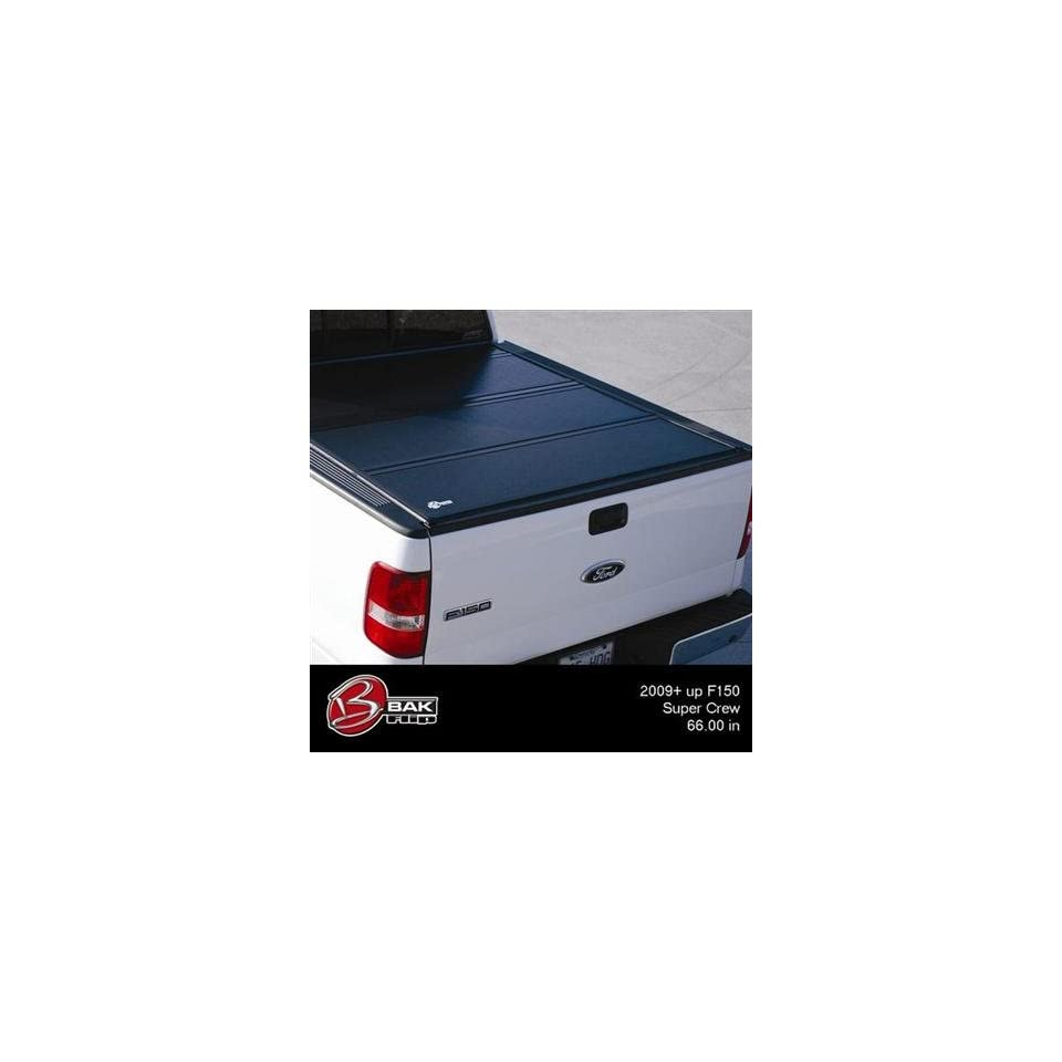 BAK Industries 26301 BakFlip G2 Folding Tonneau Cover