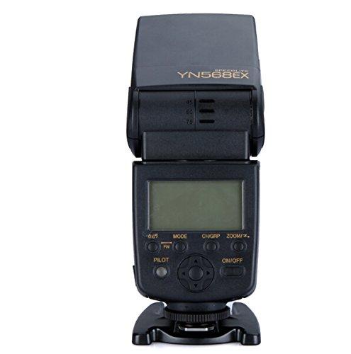 YONGNUO YN-568EX TTL Flash Speedlite HSS For Nikon D7000 D5100 D5000 D3100 D200 D60 D40x D3s D30