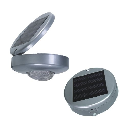 Solar Powered Outdoor Beach Pool and Patio Umbrella LED Light