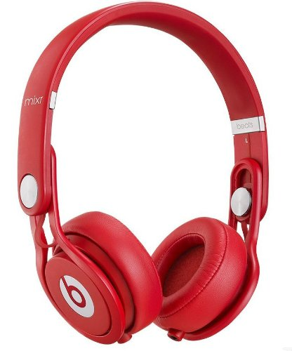Super Game Sale!!! Beats By Dre On-Ear And Over-Ear Headphones (Mixr (Red))