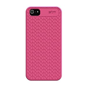 STM Opera Case for iPhone 5/5S - Retail Packaging - Pink
